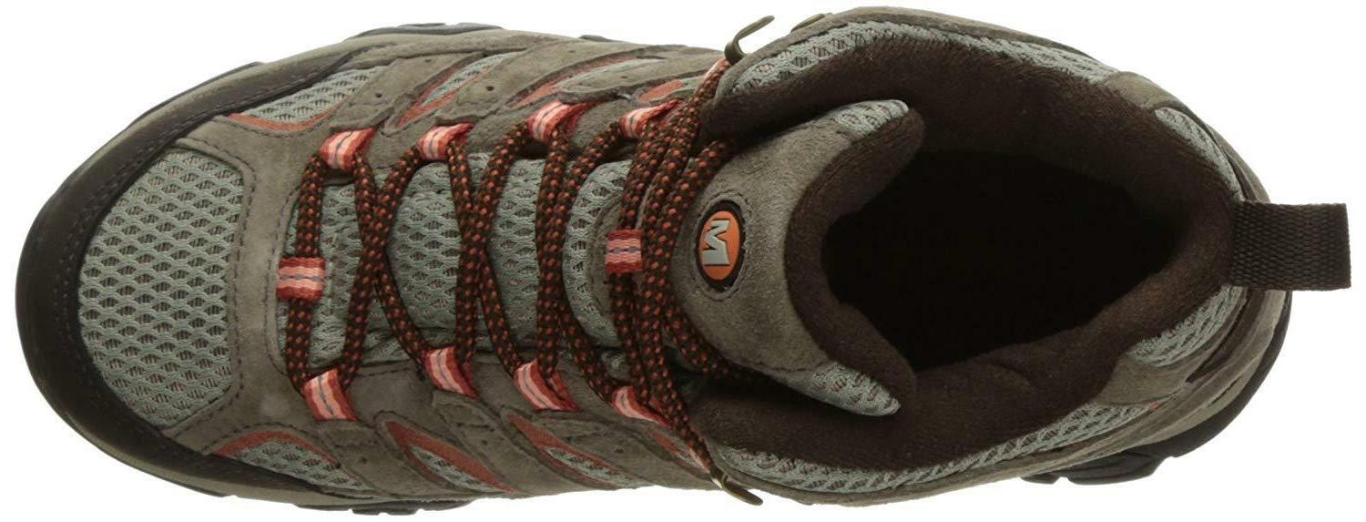Merrell Women's Mid Waterproof Hiking