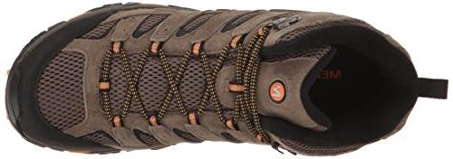 Merrell Men's 2 Vent Mid Walnut,