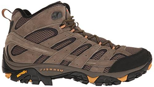 Merrell Men's Moab 2 Vent Walnut, 10.5 M US