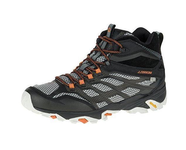 Merrell Moab FST Mid Hiking Boots - Waterproof - Men's Sizes