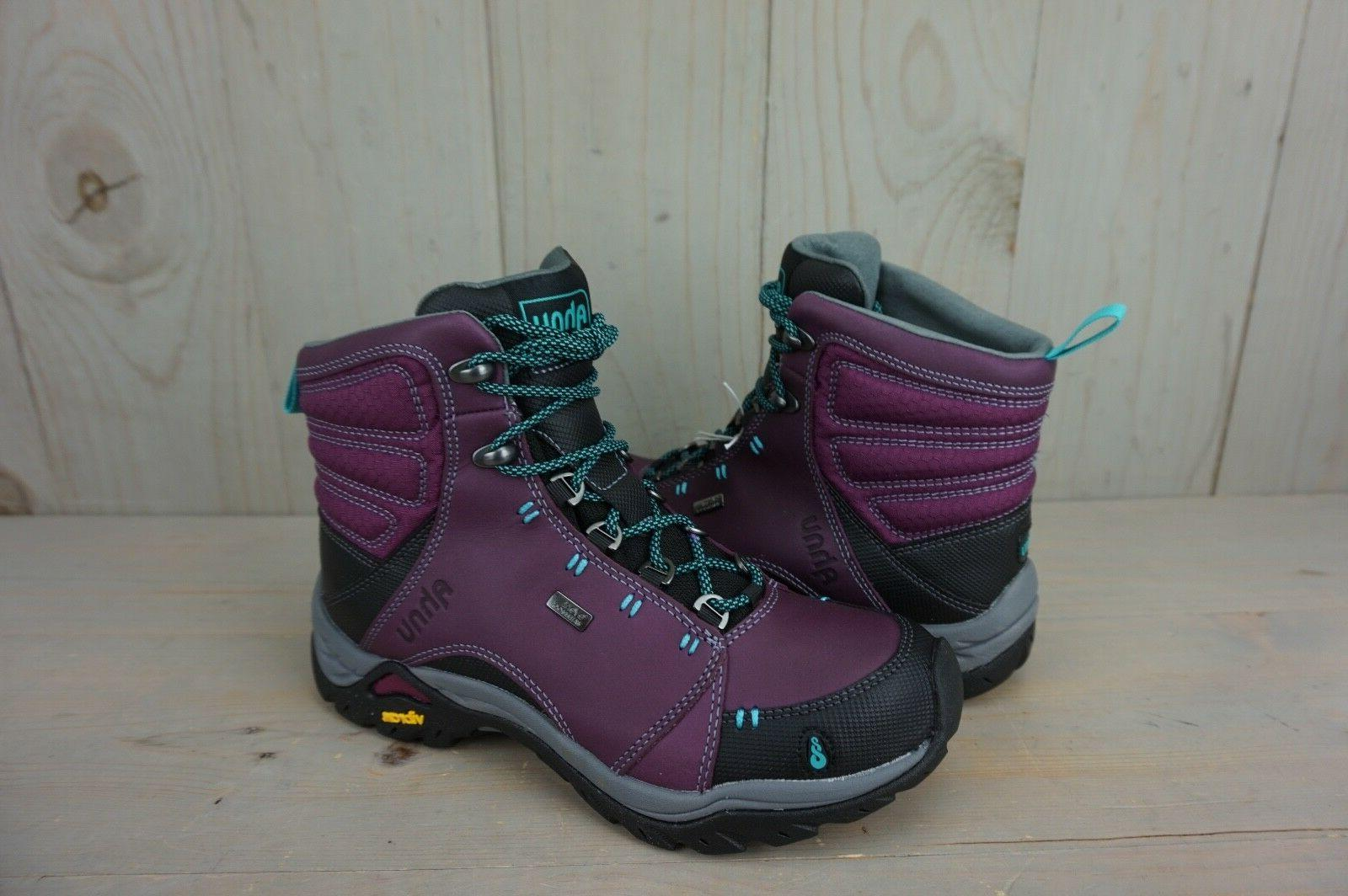 AHNU MONTARA   WP AMETHYST SMOKE WATERPROOF HIKING   BOOTS W