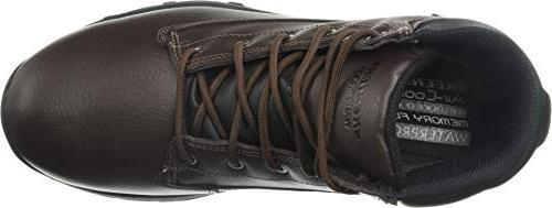 Skechers Morson-SINATRO Boot, Medium US