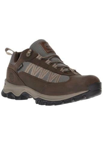 mt maddsen waterproof mid hiking boots brown