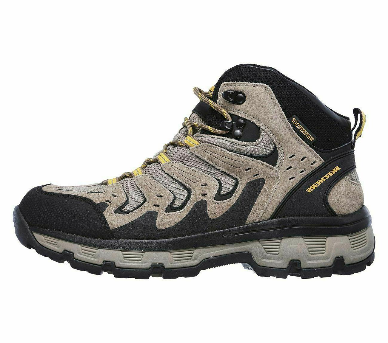 Morson Gelson Hiking Boots Tan $90 Shipping