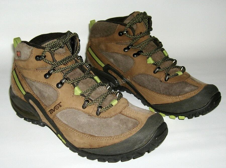 NEW TEVA EVENT TRAIL HIKING BOOTS SHOES WOMENS