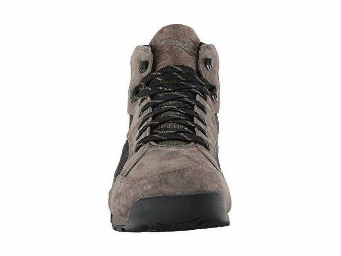 New in Men's Skyridge Hiking Waterproof Boots Grey