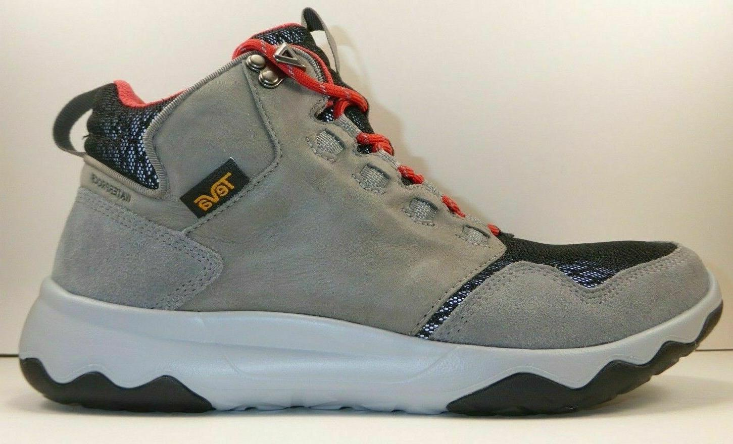 new men s arrowood hiking boots mid