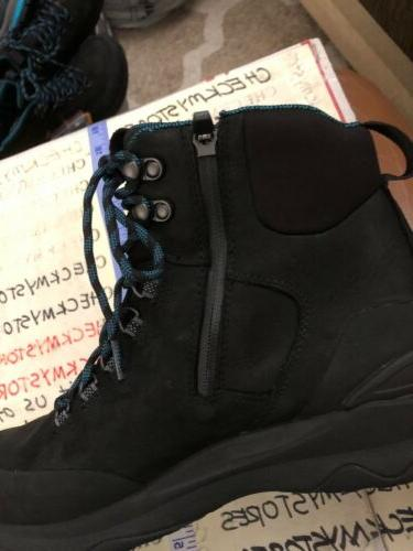 NWT Utility Hiking Boots Waterproof Thinsulate