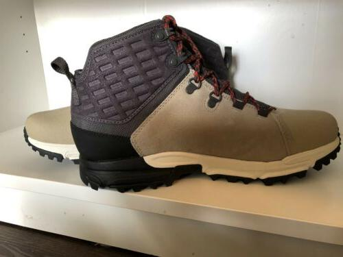 NEW Brower Mid Hiking Boots Shoes 11