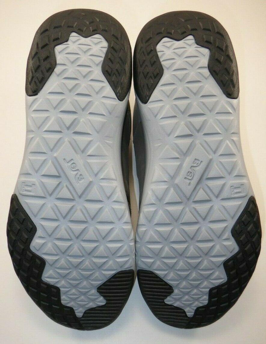 NEW Teva Men's 9 Arrowood Flash $150 Boots Gray Black