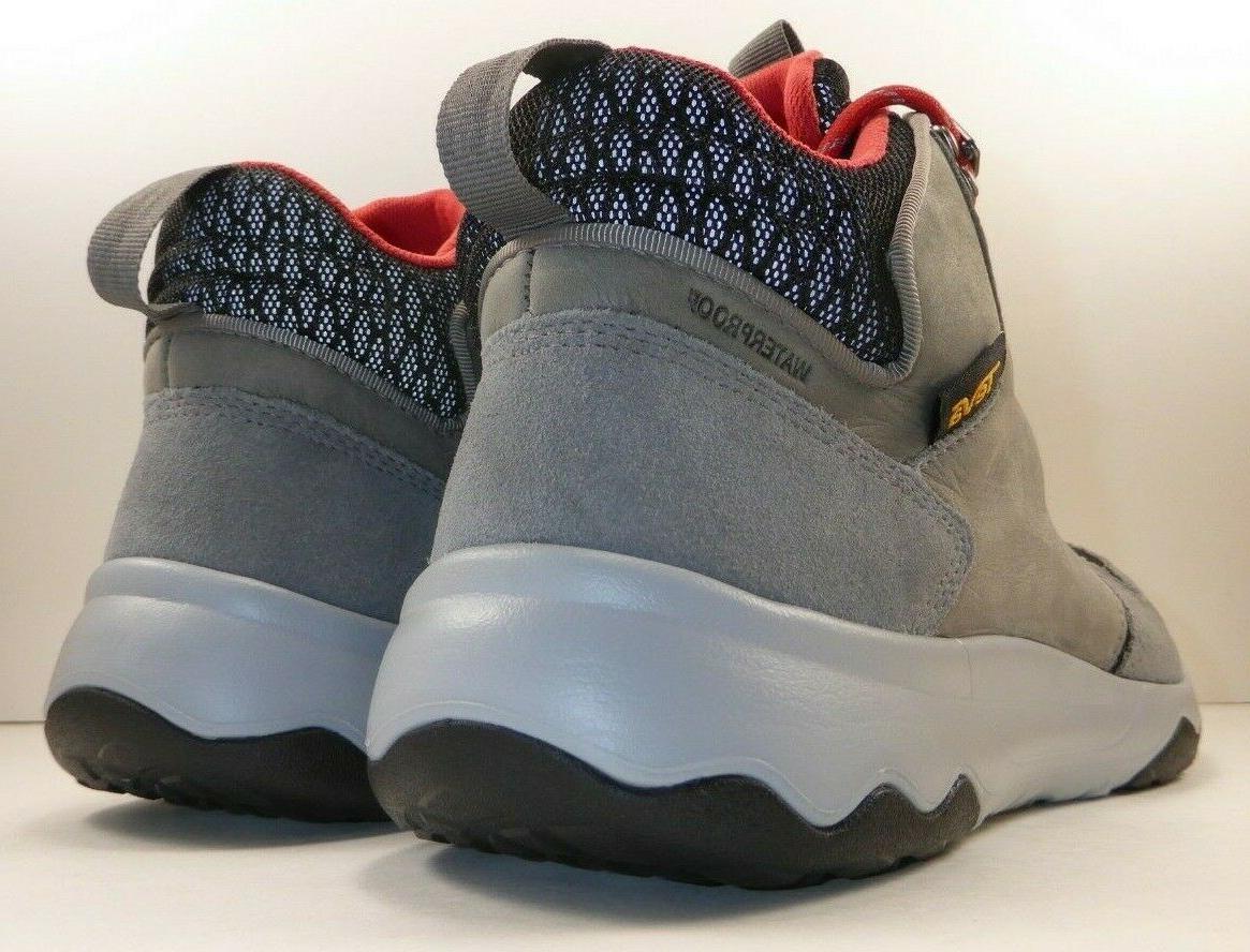 NEW 9 Arrowood Waterproof Flash Boots Gray