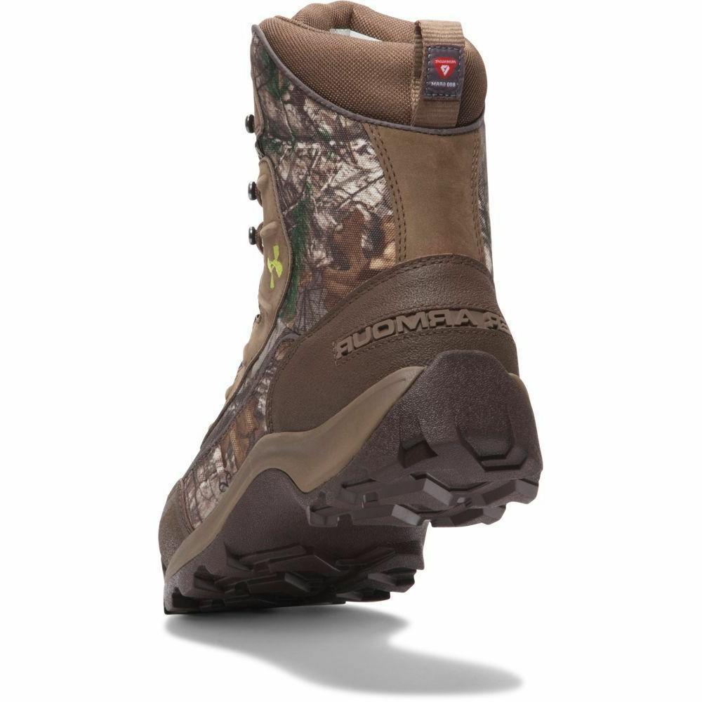 new concept 2c1bd 19f23 under armour men's brow tine 800g hunting boots New Men's UA Under Armour  Brow Tine 800g
