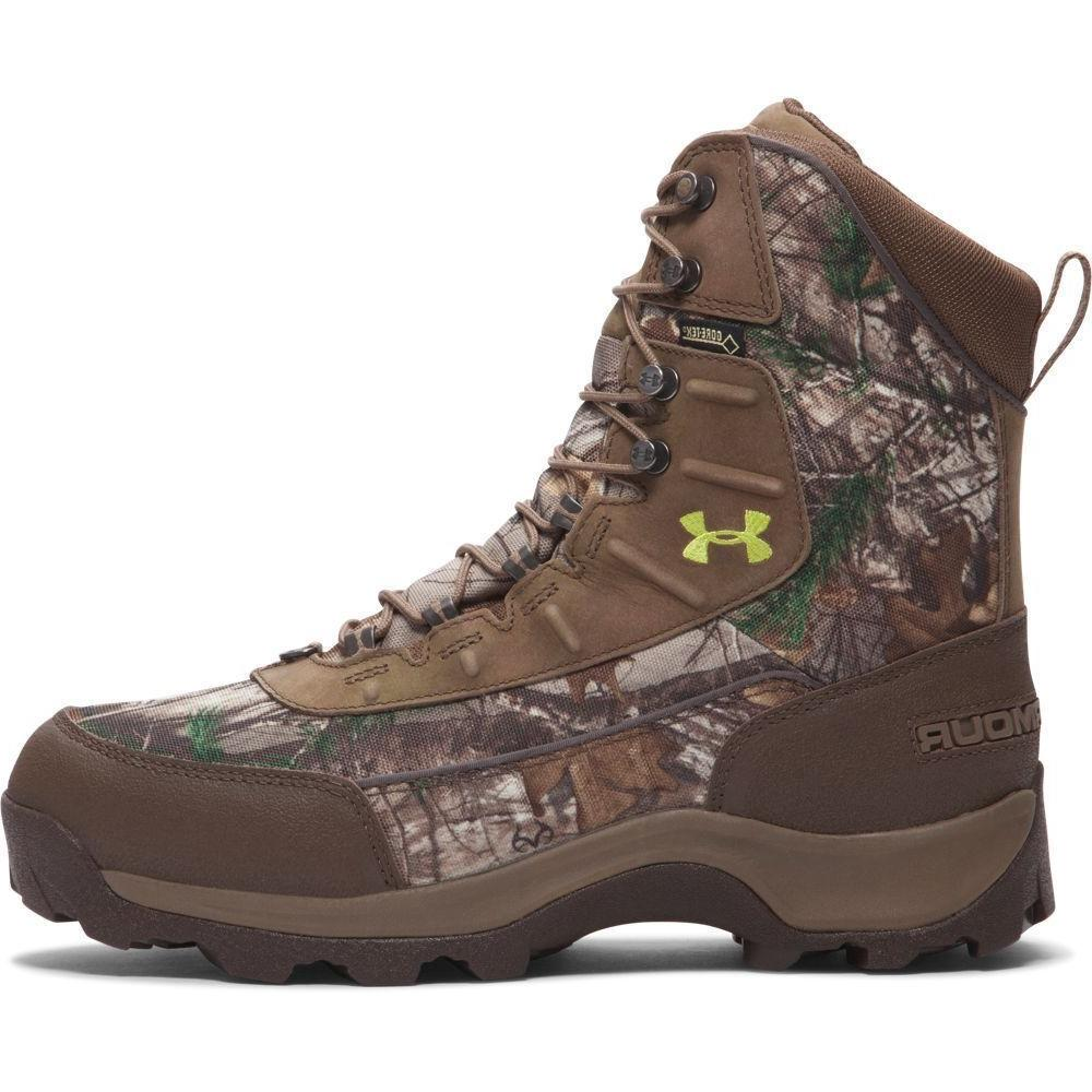 New Men's UA Under Armour Brow Tine 800g Hunting Hiking Boot