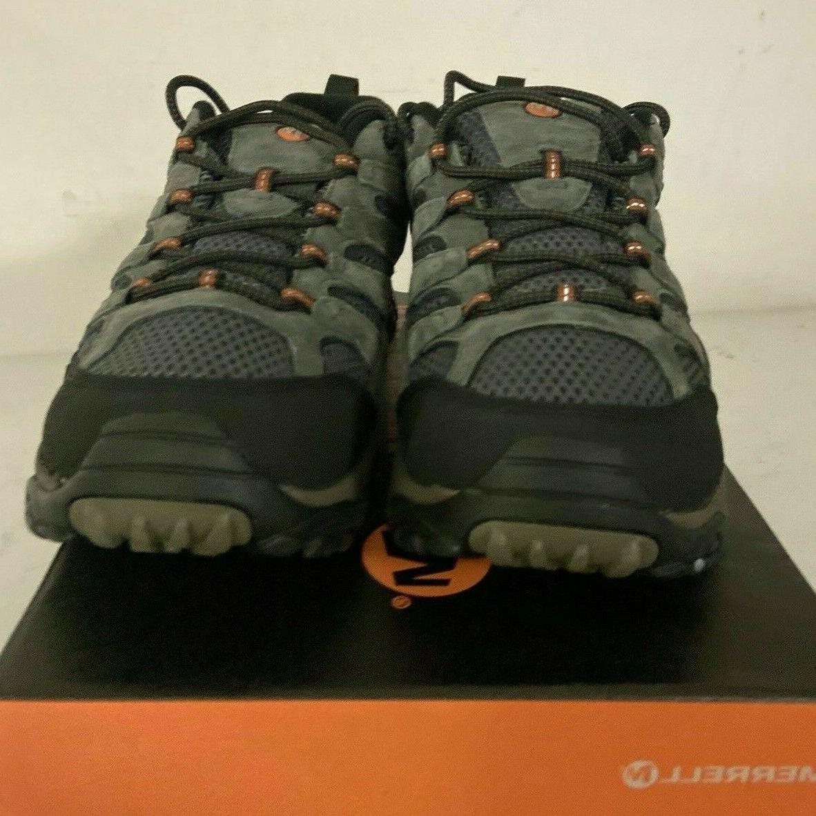 New Merrell Moab 2 Hiking Shoes Sz WIDE