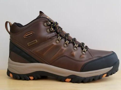 new mens relment traven dkbr hiking boots
