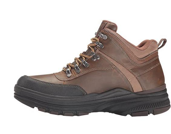 NEW Relaxed Holdren Men's Boots Brown