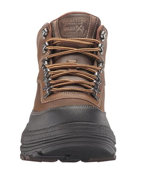 NEW Holdren Hiking Boots Brown