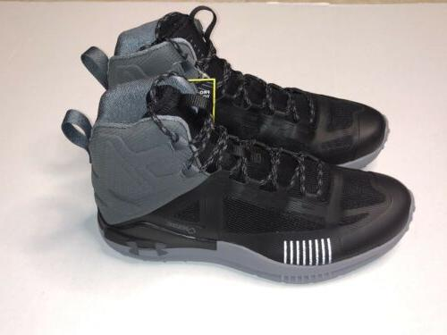 New 2.0 Boots Black 3000302-003 Size 12.5