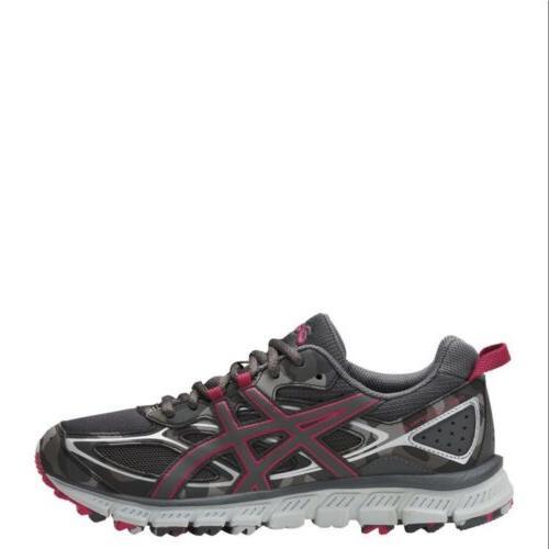 new womens gel scram 3 trail running