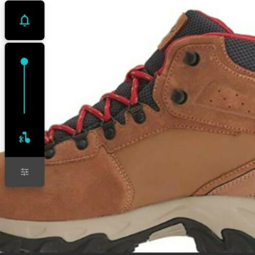 Columbia Plus II Hiking Boots Men's New Size