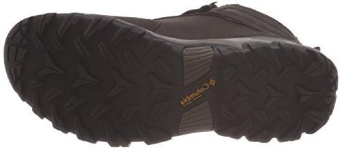 Columbia Men's Ridge Plus Boot, Cordovan/Squash,