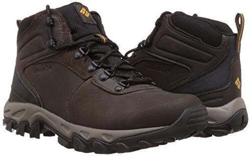 Columbia Men's Plus Hiking Cordovan/Squash,