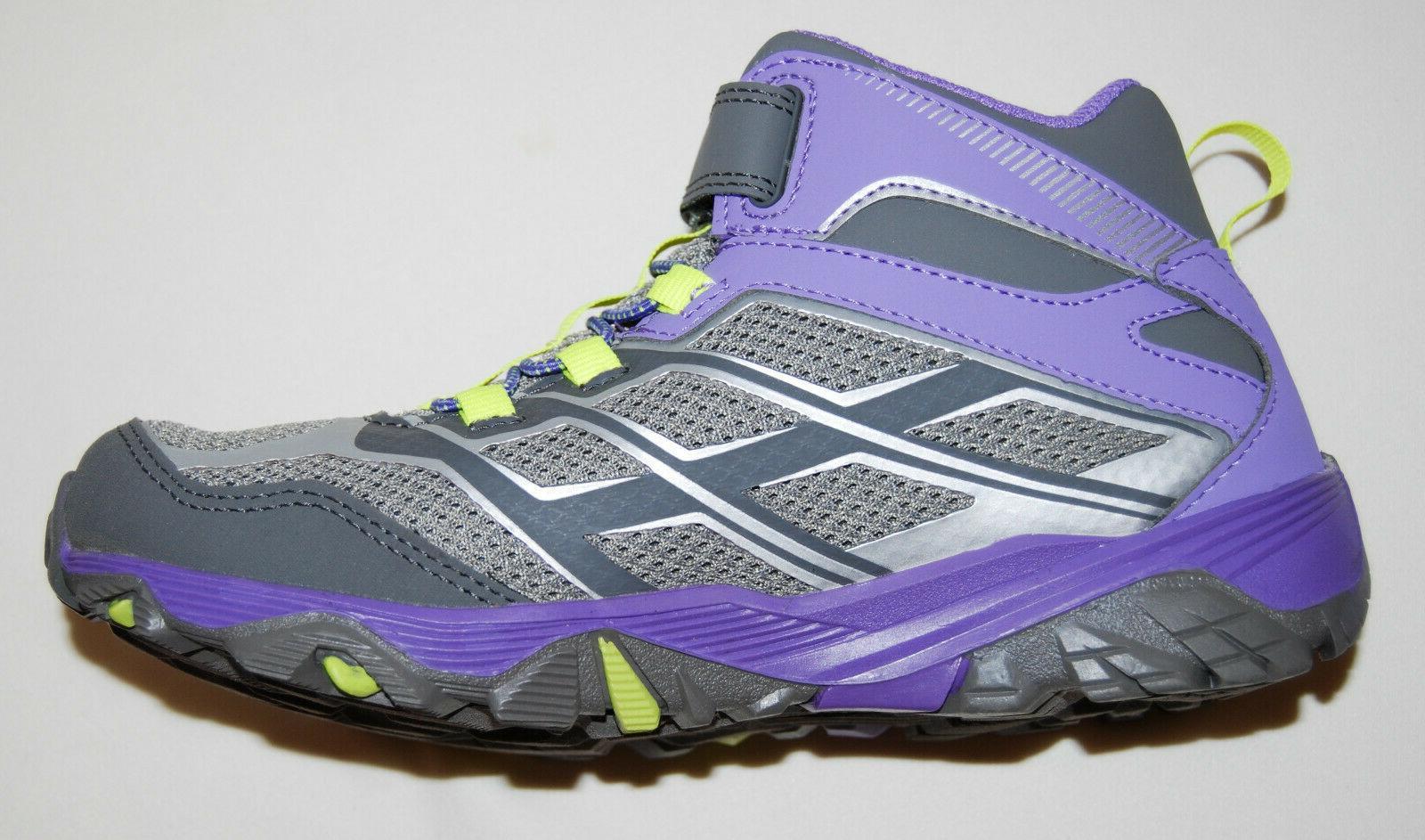 NIB Gray Mid Waterproof Boots sz