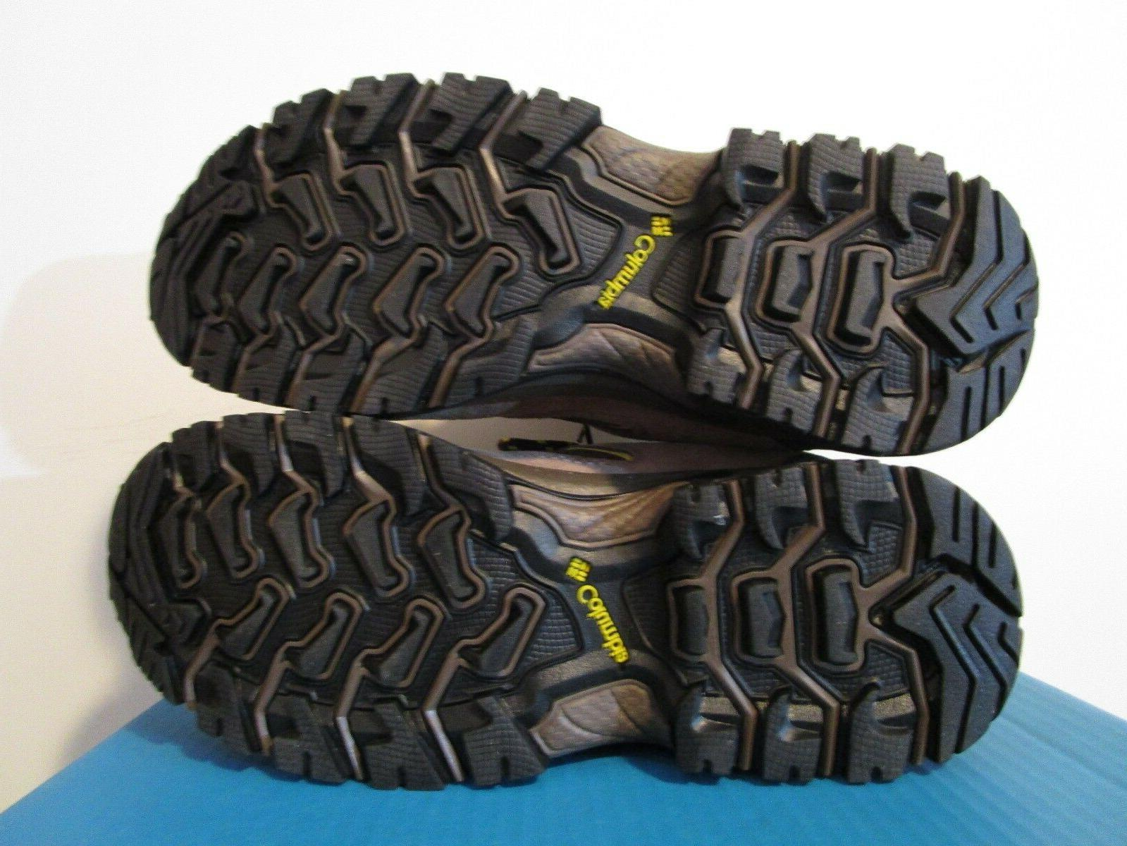 NIB Mens II WP Trail Boots
