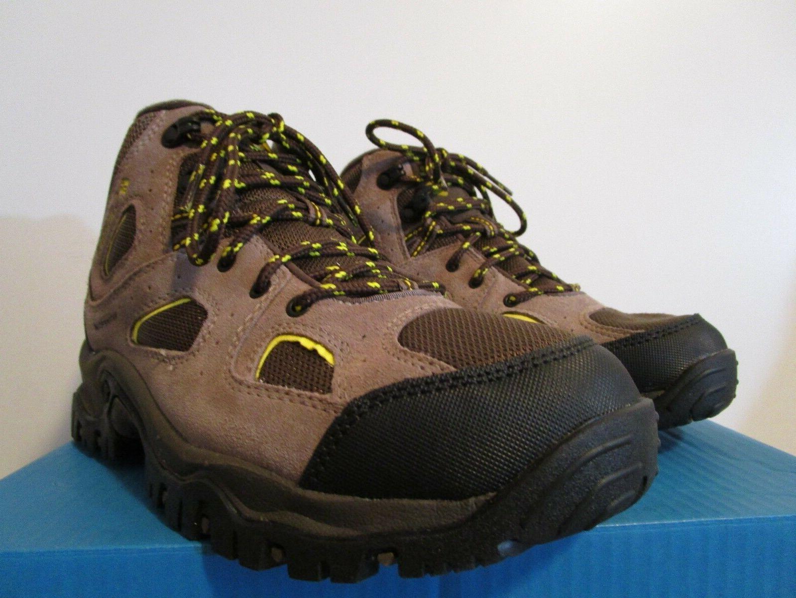 NIB Mens II Trail Mid Hiker Boots