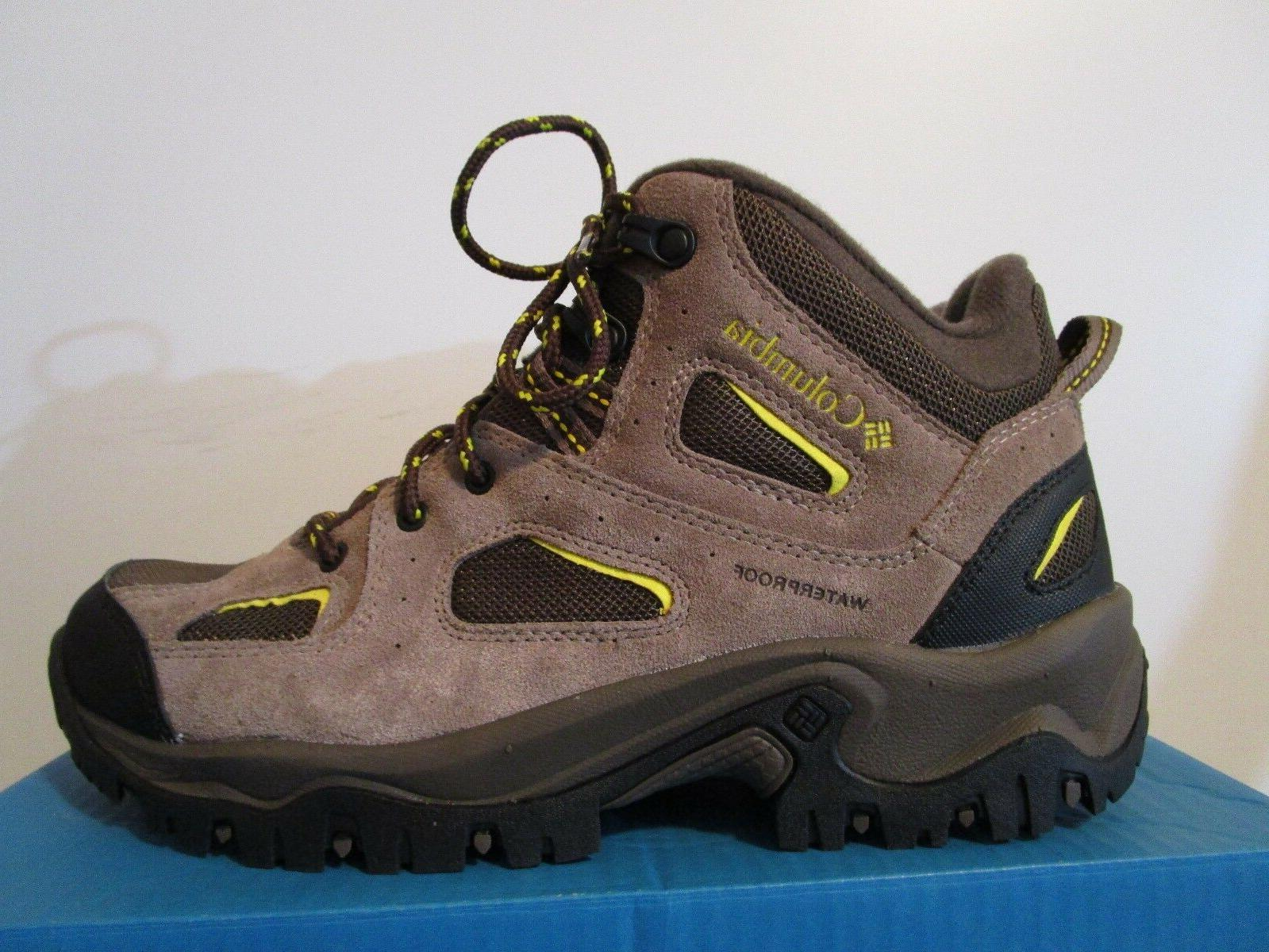 NIB II WP Waterproof Trail Hiker Boots