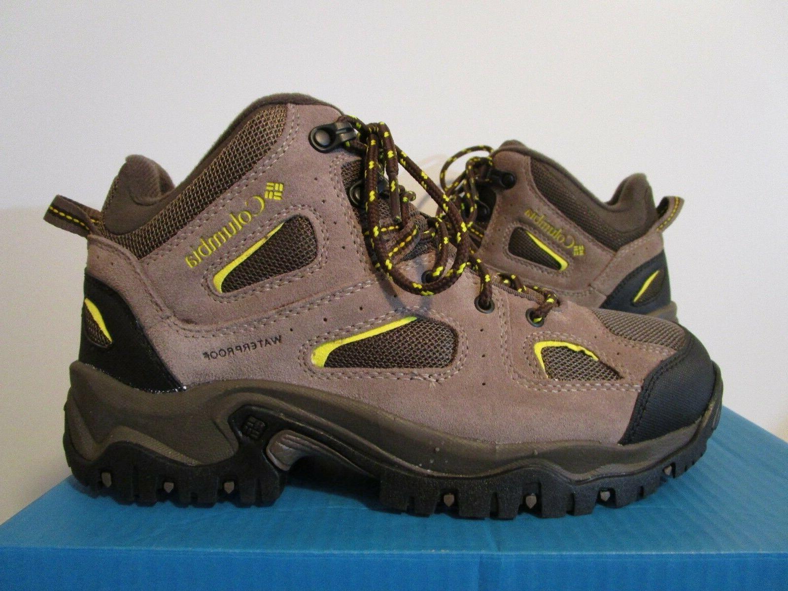 nib mens coretek ii wp waterproof hiking
