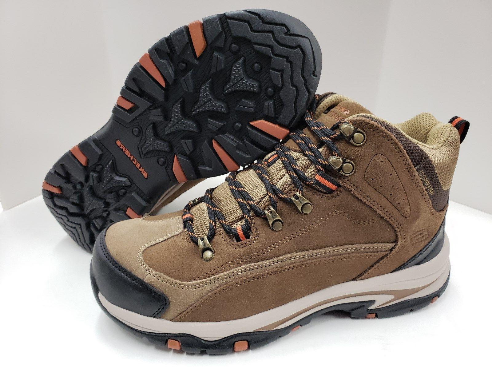 NIB Marso Hiking Boots 65671 Brown
