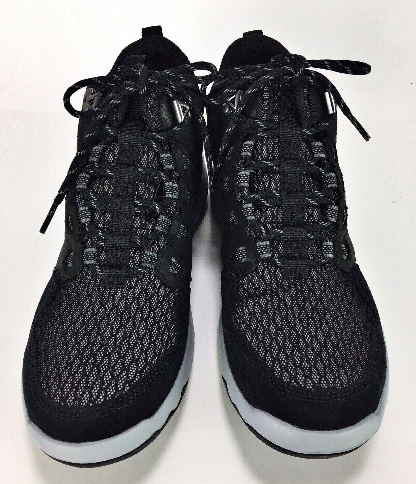 Mens Hiking Boots Lightweight Black