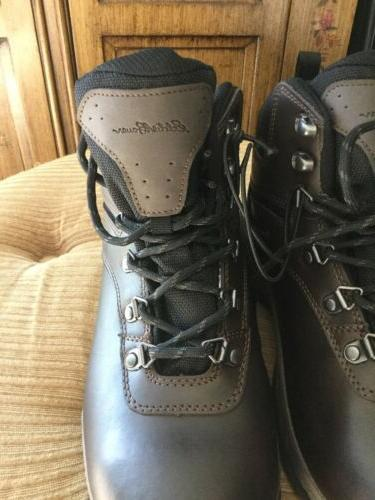 Hiking Boots Waterproof Leather Size