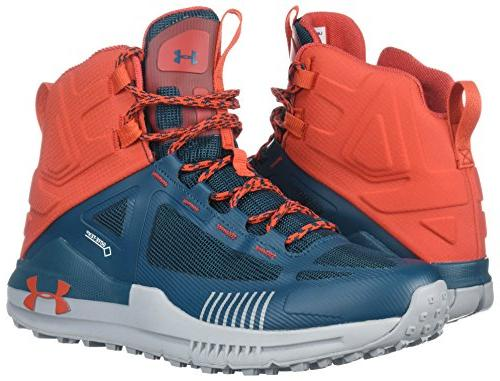Under Verge 2.0 Hiking Boot, Tourmaline Teal /Sultry, 11