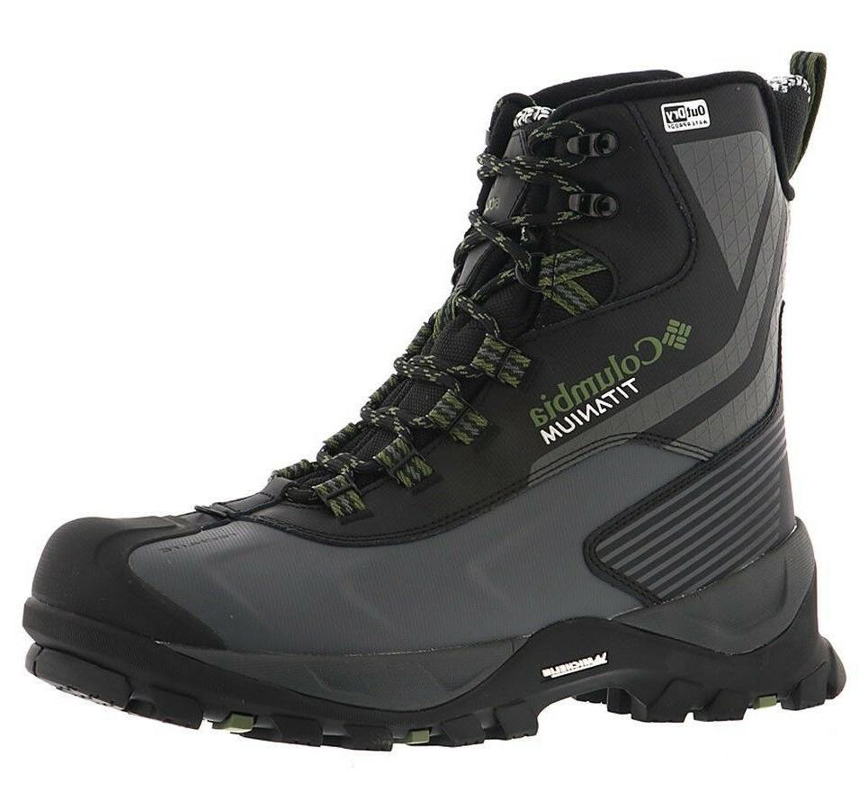 Columbia Powderhouse Titanium Omni-Heat Men's Boots Hiking W