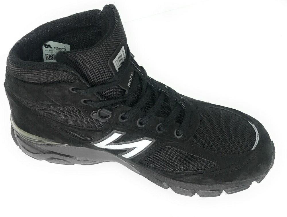New Balance Q4'17 Boot, Black, 10, D, US