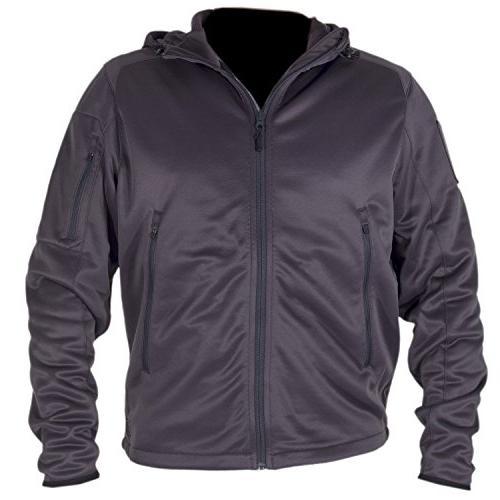 reactor zip hoodie