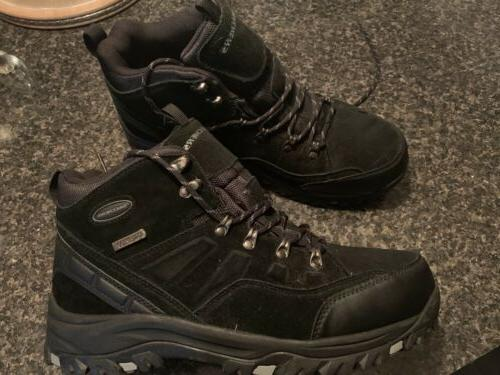 relaxed fit relment pelmo mens boots waterproof