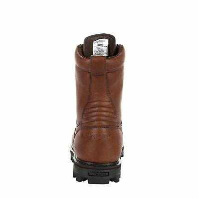 Rocky Brown Bearclaw 600G Hiking Boots