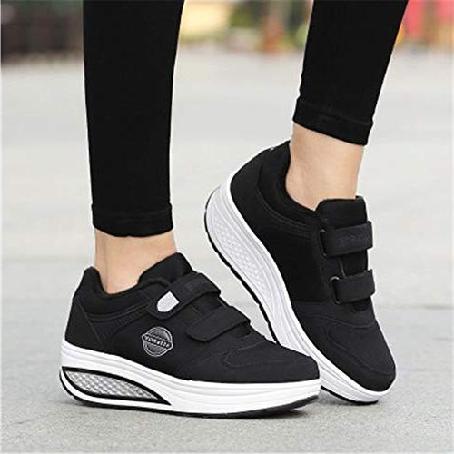 coollight Dance Shoes Casual Sports Shoes Warm US Women)