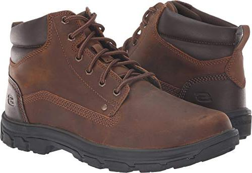 Skechers Men's Segment Garnet Hiking Boot, CDB, 11 Medium US