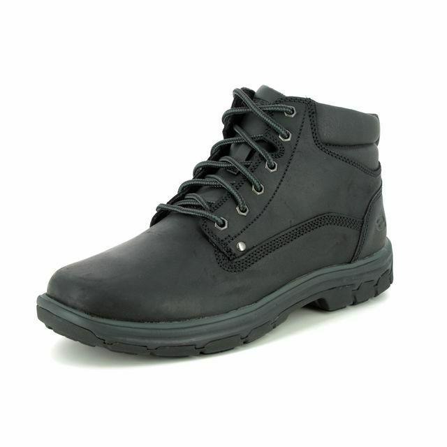 Skechers Segment Garnet Men's Lace Up Boot 65573