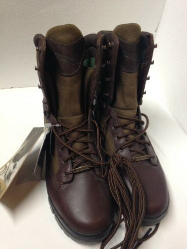 Danner 52800 Gram Leather Hunting Boots Mens Size 9