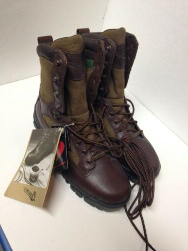sequoia 52800 400 gram insulated leather hiking