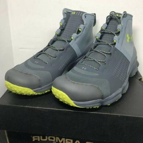 Under Armour SpeedFit Hunting Mid Boots Size 10 IN BOX!