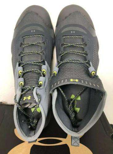 Under Armour SpeedFit Hiking Hunting Mid Men's Size 10 NEW IN