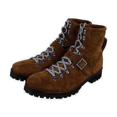 storm stiker boot mens brown nubuck hiking