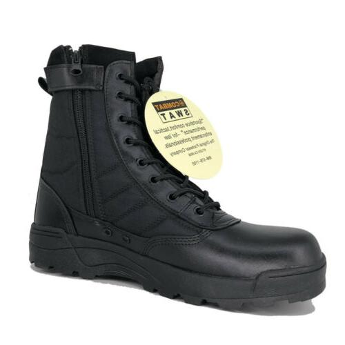 SWAT Boot Black 7 9