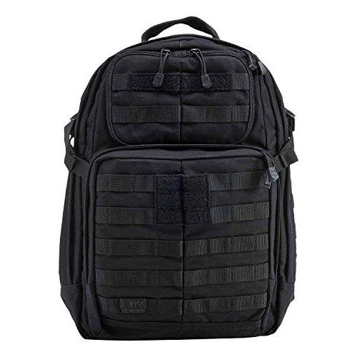5.11 RUSH24 Military Tactical Backpack, Molle Rucksack Bug O